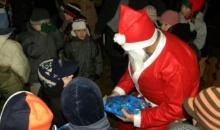 Spotkanie dzieci ze św. Mikołajem (foto & video)