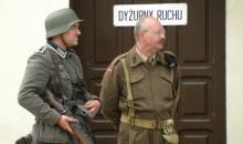 Miłośnicy rekonstrukcji historycznych zwiedzili zabtykową stację (foto & video)