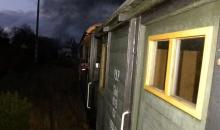 Mroczny przejazd pociągiem atrakcją Dnia Kolejarza
